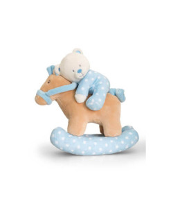 Keel Toys hudebni konik s modrym medvidkem