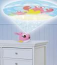 Tiny Love hudebni projektor velryba Suzi d