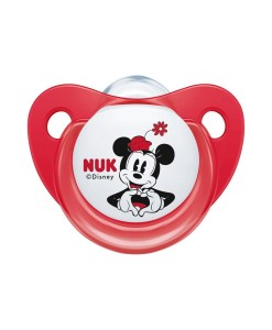 NUK dudlik Disney Minnie, V2 (6 - 18 mesicu), 2 ks b