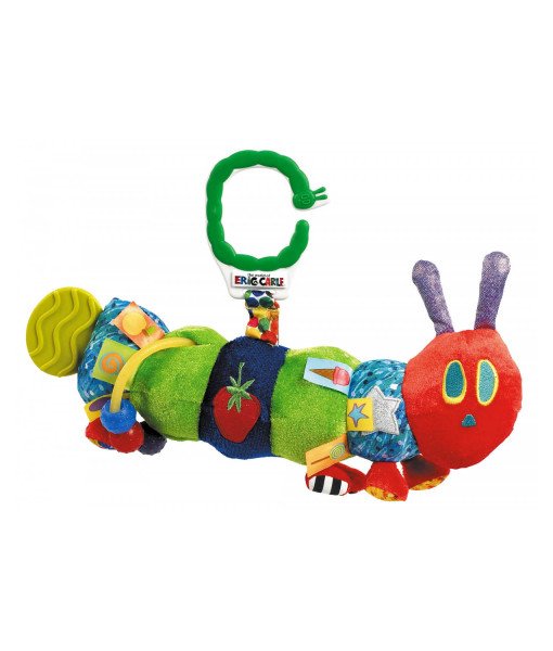Rainbow Designs - The Very Hungry Caterpillar housenka s aktivitami a