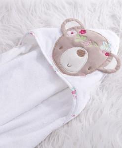Silvercloud osuska s kapuci medvidek Sweet Dreams a