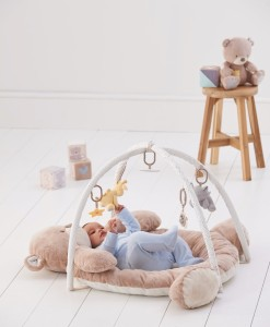 Mothercare hraci deka 3v1 medvidek b