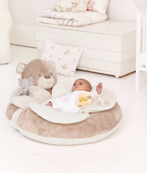 Mothercare podlozka medvidek 3v1 Sit Me Up d