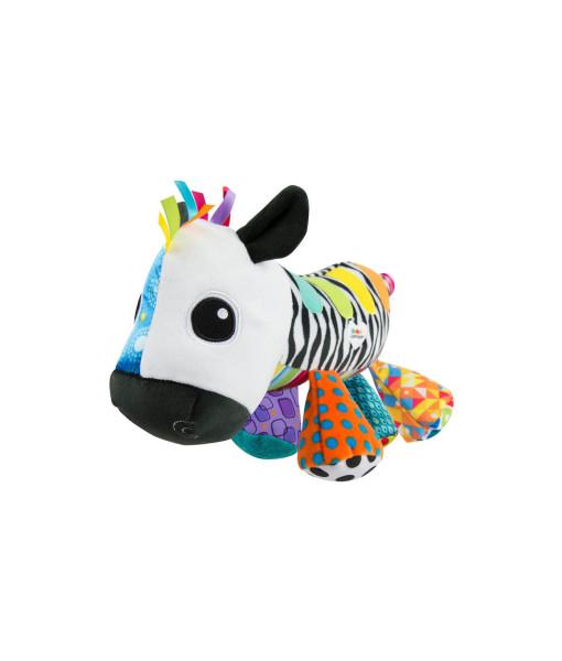 Lamaze hrajici zebra c