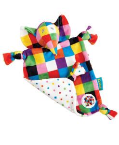 Rainbow Designs mazlici decka slon Elmer a