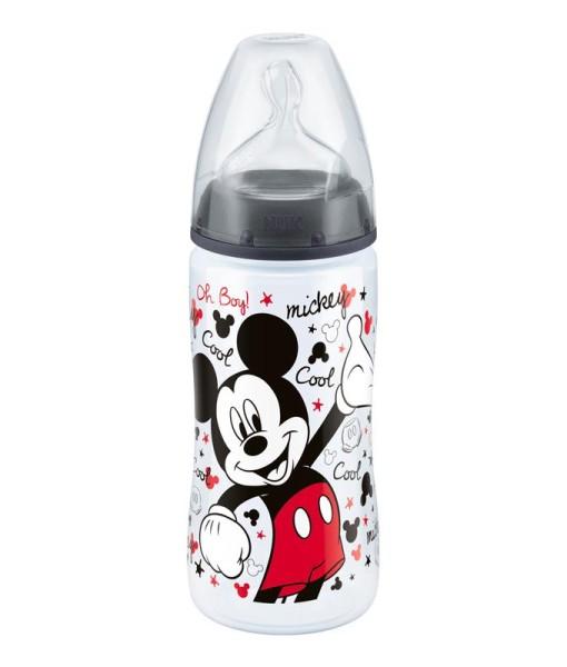 NUK First Choice+ lahev Disney Mickey, 300 ml a