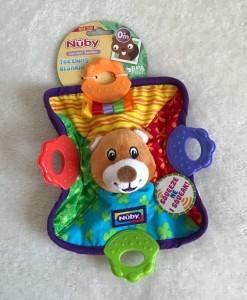 Nuby mazlici decka medvidek s kousatky b