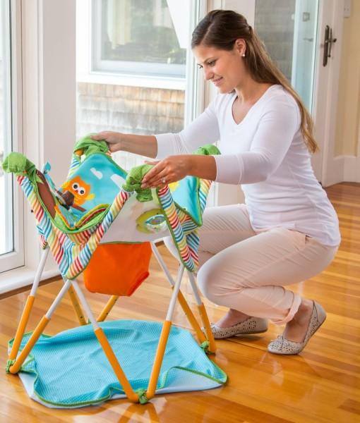 Summer Infant prenosne skakadlo a herni centrum s aktivitami g