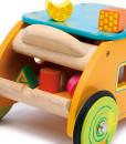 Legler didakticky vozik zajic 2v1 c