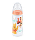 NUK First Choice+ lahev Disney Medvidek Pu, 300 ml a