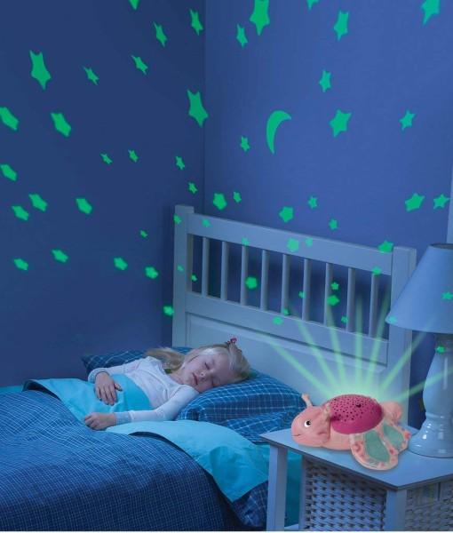 Summer Infant plysovy motylek s projektorem se zvuky c