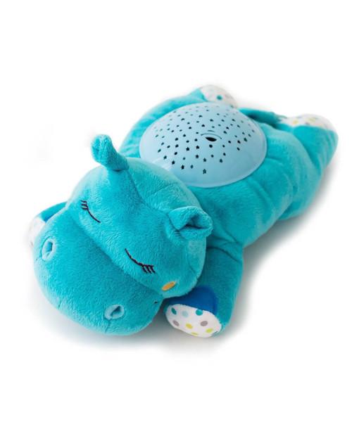 Summer Infant plysový hrosik s projektorem se zvuky d