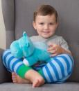 Summer Infant plysový hrosik s projektorem se zvuky e