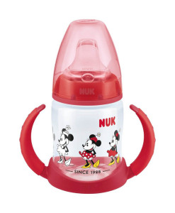 NUK First Choice lahev na uceni PP Disney Minnie New 150 ml, SI a