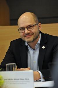Projekt centra CPA podporuje Michal Zikán, přednosta Gynekologicko-porodnické kliniky 1. LF UK a Nemocnice Na Bulovce.  Zdroj: Nemocnice na Bulovce
