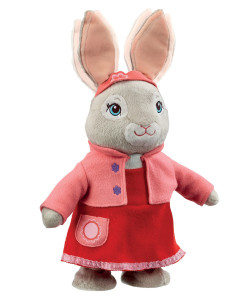 Peter Rabbit mluvici kralicek Lily Bobtail_b