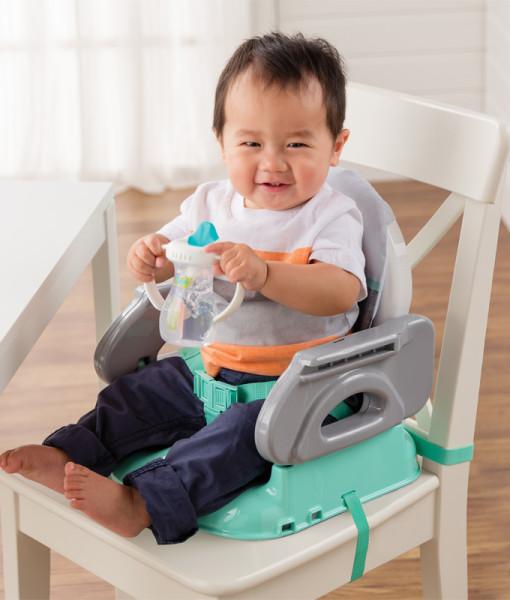 Summer Infant prenosne jidelni sedatko nastavec na zidli Deluxe Comfort c