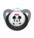 NUK dudlik Disney Mickey New, V1 (0 - 6 mesicu), 2 ks b