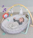 Taf Toys herni deka a hnizdo s hudbou pro novorozence a