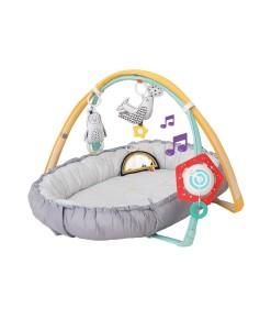Taf Toys herni deka a hnizdo s hudbou pro novorozence a1