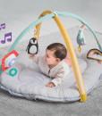 Taf Toys herni deka a hnizdo s hudbou pro novorozence d