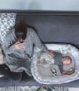 Taf Toys herni deka a hnizdo s hudbou pro novorozence h