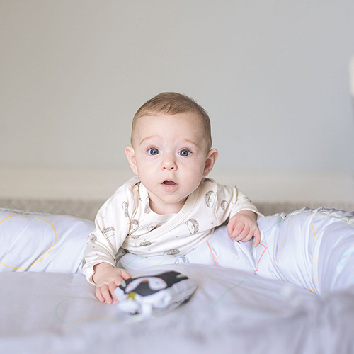 Taf Toys herni deka a hnizdo s hudbou pro novorozence q