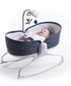 Tiny Love lehatko 3v1 Rocker Napper (dzinove) a