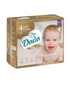 Dada plenky Extra Care 4 MAXI (7 - 18 kg, 33 ks) a