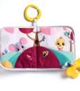 Tiny Love knizka s kousatkem Tiny Princess Tales c