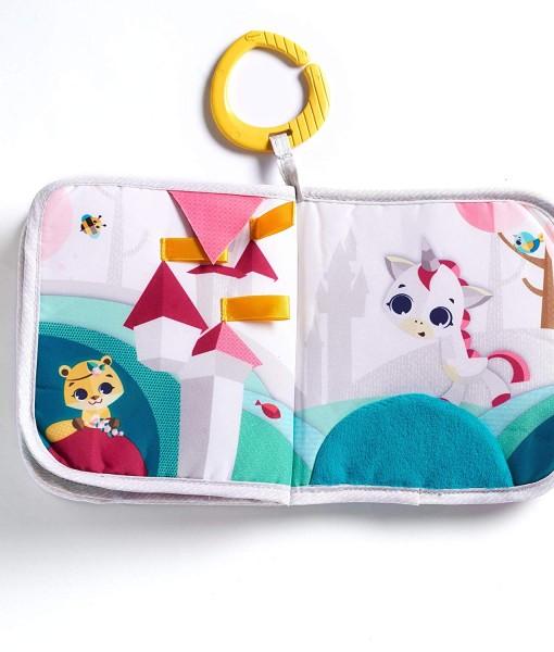 Tiny Love knizka s kousatkem Tiny Princess Tales d