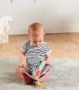 Tiny Love knizka s kousatkem Tiny Princess Tales g