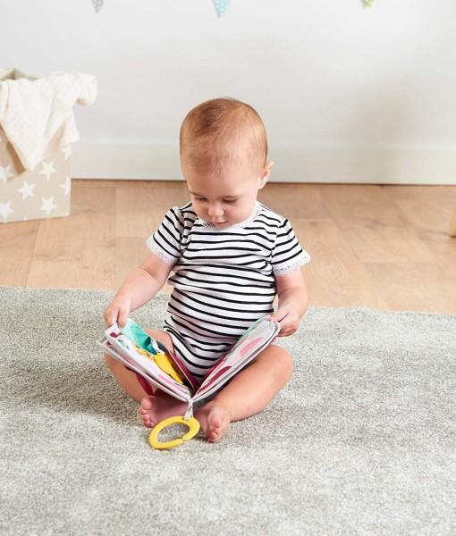 Tiny Love knizka s kousatkem Tiny Princess Tales i