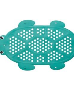 Infantino protiskluzova podlozka do vany a ulozny prostor na hracky 2v1 a
