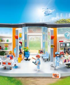 Playmobil 70191 Mala nemocnice_a