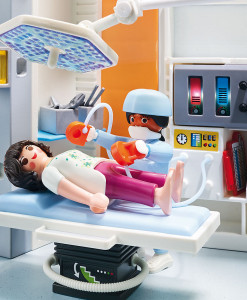 Playmobil 70191 Mala nemocnice_e
