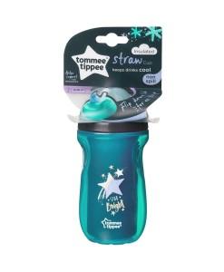 Tommee Tippee netekouci termohrnek s brckem 12m+, 260 ml (Star Bright) b
