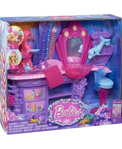 Mattel Barbie kadernicky salon b