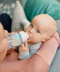 AVENT novorozenecka startovni sada Anti-colic s ventilem AirFree b