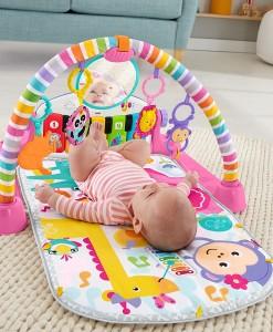 Fisher-Price hraci deka s pianem Deluxe b