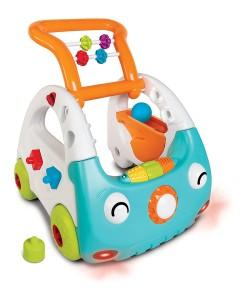 Infantino choditko auto Senso Discovery 3v1 a