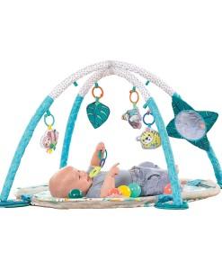 Infantino hraci deka s hrazdou, ohradkou a balonky 3v1 Jumbo a