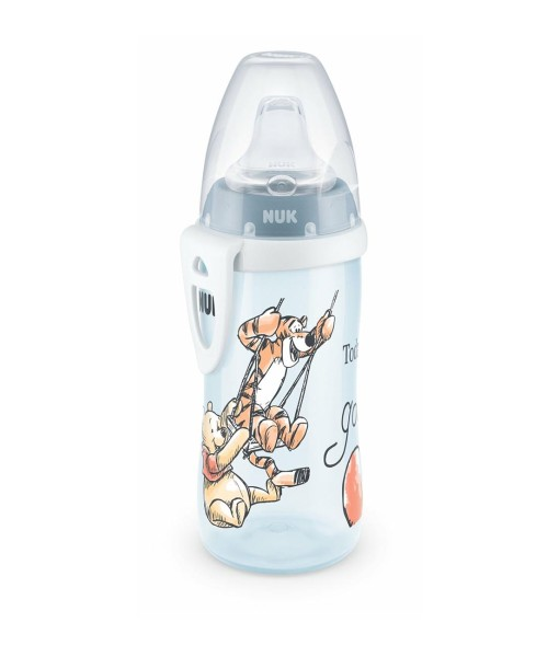 NUK First Choice lahev Active Cup medvidek Pu, 300 ml a