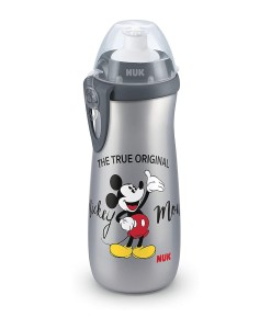 NUK First Choice lahev Sports Cup Mickey, 450 ml a