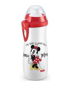 NUK First Choice lahev Sports Cup Minnie, 450 ml a