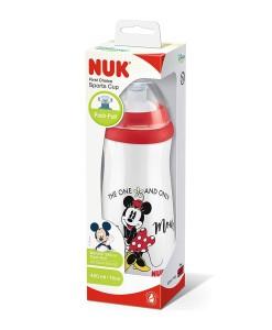 NUK First Choice lahev Sports Cup Minnie, 450 ml b