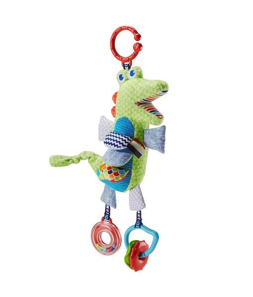 Fisher-Price krokodyl s aktivitami d