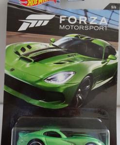 Hot Wheels Forza Motorsport auto 13 SRT Viper a