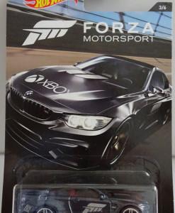 Hot Wheels Forza Motorsport auto BMW M4 a