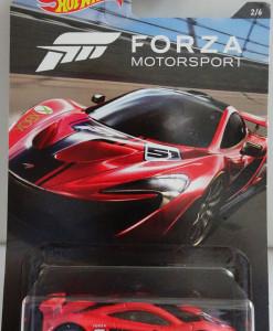Hot Wheels Forza Motorsport auto McLaren P1 a